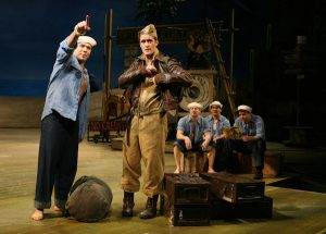 Jason Cochran writes about the Lincoln Centre production of South Pacific.