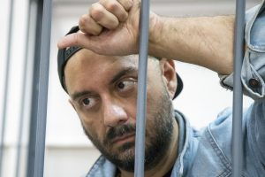 Russian director Kirill S. Serebrennikov has been placed under house arrest and accused of embezzlement.