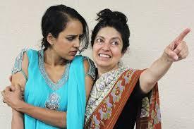 Anosh Irani's Bombay Black is at the Vancouver Fringe Festival.