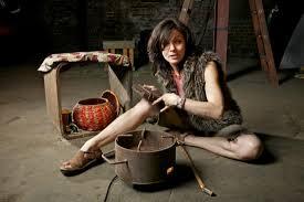 Spoken-word artist Cat Kidd is performing Hyena Subpoena at the Vancouver Fringe Festival.