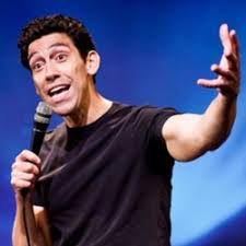 Stand-up comedian Bill Santiago is presenting The Immaculate Big Bang at the Vancouver Fringe Festival.