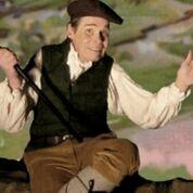 In 'Tween Earth and Sky, Mark Lyon tells Irish folktales.