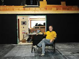 Presentation House Theatre in North Vancouver has new, movable risers.