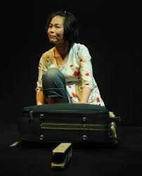 Pacific Theatre is presenting Maki Yi's Suitcase Stories.