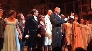 The artists of Hamilton asked Mike Pence to protect their rights.