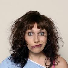Katharine Ferns is in Stitches is playing the Vancouver Fringe Festival.