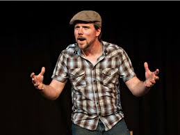 Go see Paul Strickland's Ain't True and Uncle False at the Vancouver Fringe Festival.