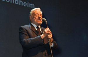 At the National Theatre in London, Stephen Sondheim told writers to beware directors.