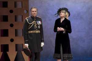 The Arts Club is presenting Mike Bartlett's King Charles III at the Stanley Industrial Alliance Stage.
