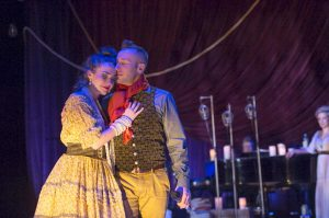 Onegin is playing at the Arts Club's Granville Island Stage
