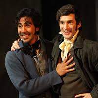 Bard on the Beach presented Two Gentlemen of Verona this summer (2017)