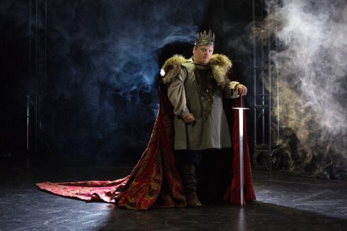 Neworld Theatre is presenting King Arthur's Night as part of the PuSh Festival .