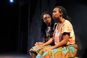 Dark Glass Theatre is producing Lynn Nottage's Ruined.