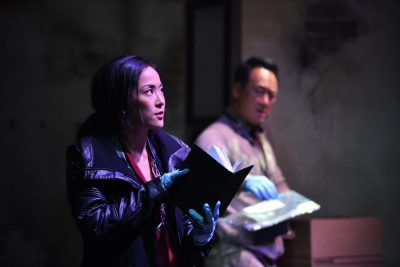 Vancouver Asian Canadian Theatre is presenting The Ones We Leave Behind at The Cultch.