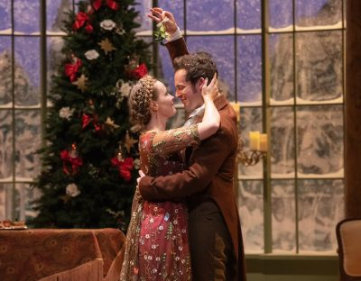 The Arts Club Theatre is producing Miss Bennet: Christmas at Pemberley