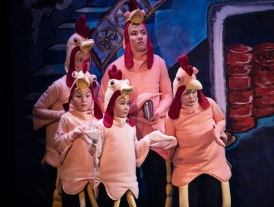 Theatre Replacement is presenting East Van Panto: The Wizard of Oz at the York Theatre.