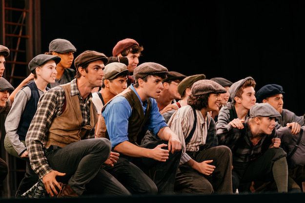 Newsies TUTS