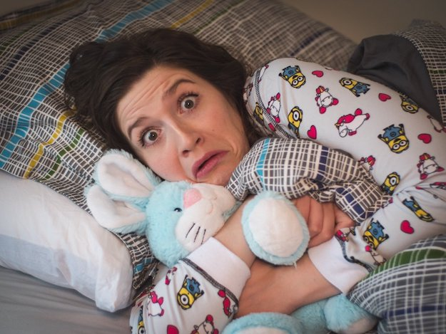 Vancouver Fringe 2019: Scaredy Cat