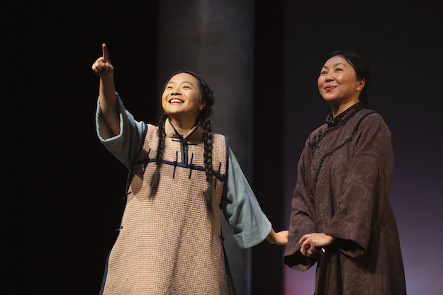 The Gateway Theatre is presenting Marjorie Chan's China Doll.