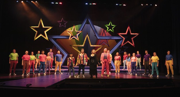The Gateway Theatre is producing Joseph and the Amazing Technicolor Dreamcoat