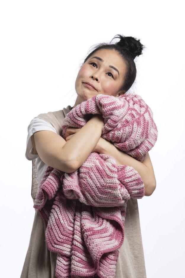 Pacific Theatre is presenting Maki Yi's play Gramma.
