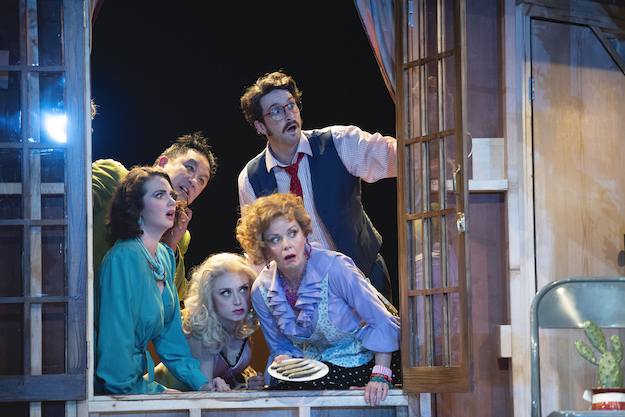 The Arts Club is producing David Frayn's Noises Off at the Stanley Theatre.